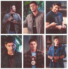 The Winchester's wardrobeDean's unique t-shirts #Supernatural #DeanWinchester #tshirt