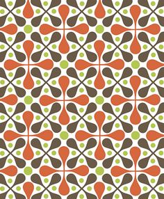 Retro pattern / patrón
