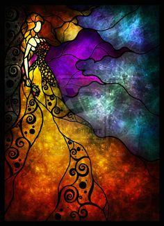 Beauty and the Beast by mandiemanzano.deviantart.com on @deviantART