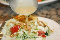 Making Life Blissful: Oriental Chicken Salad