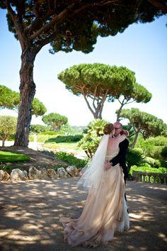 wedding in St Tropez