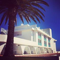 The Memmo Baleeira hotel in Sagres, Portugal