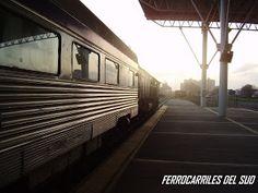 ferrocarriles del sud: JUNTAN FIRMAS POR LOS TRENES A BUENOS AIRES, PUNTA...