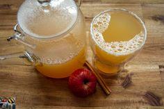 Winterpunsch alkoholfrei Hier findet ihr zwei Rezepte für selbstgemachten Glühwein und alkoholfreien Punsch. Beider Versionen sind super lecker und zehn mal besser als der im Supermarkt.