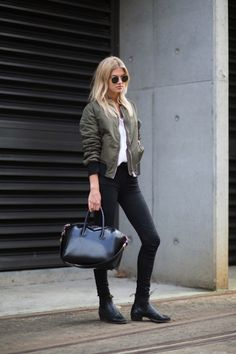 because im addicted | 29 Street Style From Australian Fashion Week
