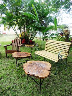 Tree Slab tables on Pinterest | Tree Trunk Table, Wood Slab and Coffee