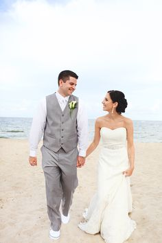 beach side fort lauderdale wedding photography
