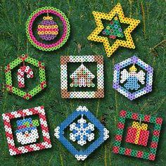 Resultado de imagen para perler christmas patterns