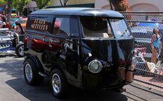 VW Short Van - mod - fvr   Downtown Orange, CA, April 18, 20…   Flickr