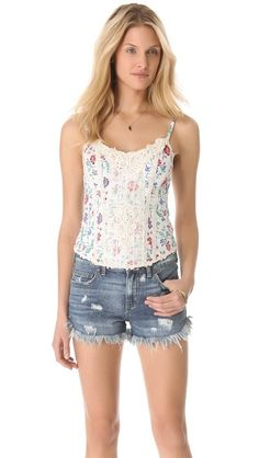 Free People Miss Lizzy Camisole (size 6)