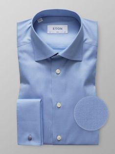 The Contemporary Shirt Fit is the refined update of our most classic shirts. It has a more shaped look but maintains the traditional silhouette and comfort. Stylish Men, Men Casual, French Cuff Dress Shirts, Office Wear, Workout Shirts, Shirt Men, Cool Shirts, Men's Style, Casual Outfits