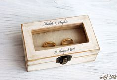 caja del anillo de boda, caja de decoupage, caja del portador del anillo, caja de joyería, decoupage, caja de joyería de madera, caja del anillo, sostenedor del anillo personalizado, caja personalizada de ArtDidi en Etsy https://www.etsy.com/es/listing/281170032/caja-del-anillo-de-boda-caja-de