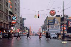 Fred Herzog: Uno de los pioneros de la fotografia callejera en color   OLDSKULL