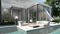 Beautiful Luxury House Design by Ando Studio   HomeDSGN