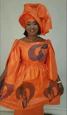 9 meilleures images du tableau Boubou Senegalais   African outfits, African dress et Embroidery ...