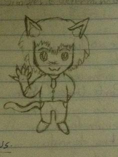 Catman chibi