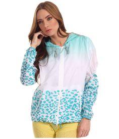 NEW adidas BY STELLA McCARTNEY Travel Pack Print Jacket SIZE S $250