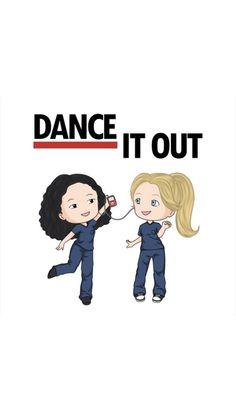 Dance ir out #1