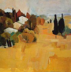 Paysage Italien - Benedicte Garnier Fihey