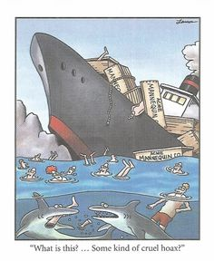 The Far Side Cartoon