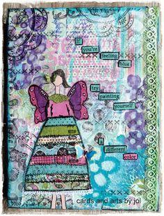 Canvas a la Christy Tomlinson