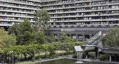Barbican Complex | London | Chamberlin, Powell and Bon | 1982 | Brutalism