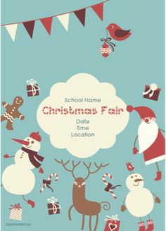 Have you started advertising your Christmas fairs? Check out the Christmas posters at PTA Print Shop: http://www.ptaprintshop.co.uk/c/61/christmas-posters