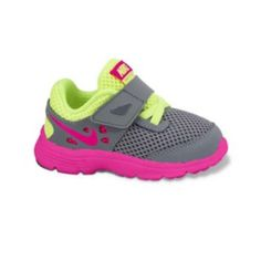 Nike Dual Fusion Lite Running Shoes - Toddler Girls