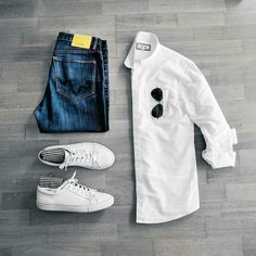 5 Outfits for Minimalists #mens #fashion #style