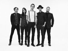 The Maine announce new album 'American Candy' and headline tour dates