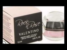 Rock n Rose Solid Perfume by Valentino .05 oz Perfume Touch Solid Perfum...