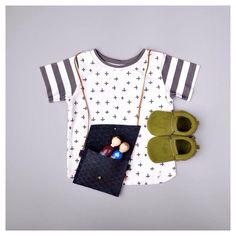 """FAWN Kids Clothing // hope your having a happy & relaxing sunday ... we are slothing the day away in our jammies  tee #fawnkidsclothing    pegs #goosegreaseshop    moccs #kcmoccs    purse #petitehero #fawnkidsootd"""""""