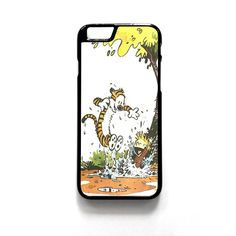 Calvin And Hobbes For Iphone 4/4S Iphone 5/5S/5C Iphone 6/6S/6S Plus/6 Plus Phone case ZG