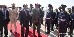 News: Amidst threats of impeachment President of Somalia meets President Isaias Afwerki in Mogadishu - Addis Standard Ethiopia, Presidents, Meet