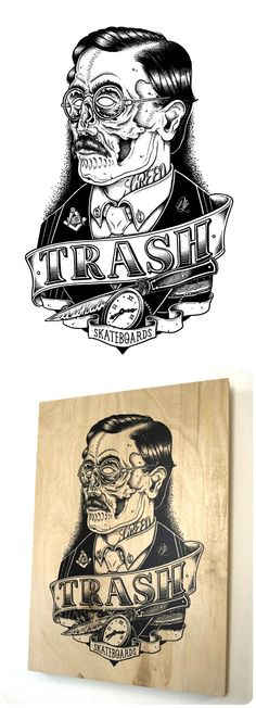 #wood #illustration #art