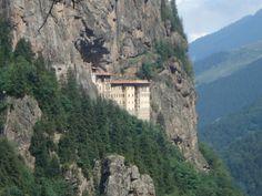 Sumela Monastery - http://privateistanbultours.com/sumela-monastery/