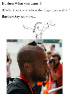 Funny pictures about The Barber Always Knows. Oh, and cool pics about The Barber Always Knows. Also, The Barber Always Knows photos. Best Funny Pictures, Funny Images, Barber Memes, You Had One Job, You Funny, Funny Stuff, Funny Things, Random Stuff, Movie Memes