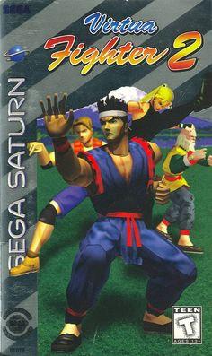 Virtua Fighter 2: Sega Saturn