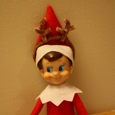 Elf on the Shelf : Reindeer fun
