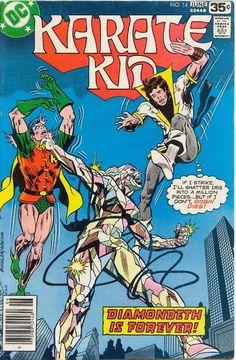 "The Kid's friend is Robin's enemy? Unholy dilemma, Val! Plus: A revealing ""Publishorial"" by DC boss Jenette Kahn about writer Len Wein."