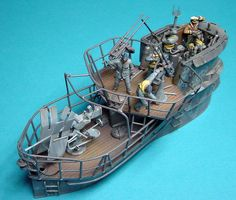 U-Boat Crew Preview (Hecker and Goros 1/72)