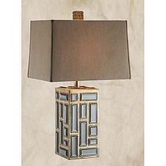 Sylvia Mirror Table Lamp- $130.99