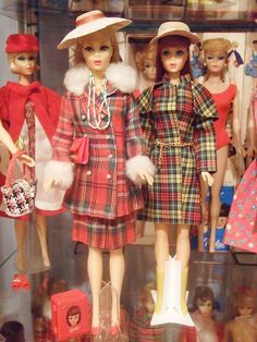 Mod Barbie, Japanese exclusive sold and made in Japan
