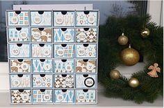Blíží se ten nejkrásnější čas v roce, děti se už nemohou dočkat Vánoc a čekání jim můžeme usnadnit :-) Připravte pro své děti adventní kalendář.