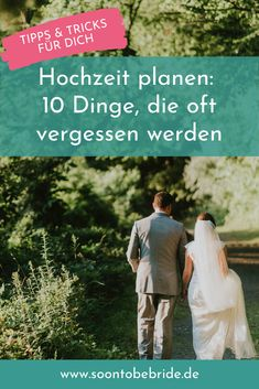 Planning a wedding: 10 things that are often forgotten - Soon to be Bride - Planning a wedding: 10 things that are often forgotten - Photography Price List, Wedding Photography, Diy Outdoor Weddings, Preparing For Marriage, Indoor Wedding, Land Scape, Wedding Planning, Wedding Ideas, About Me Blog