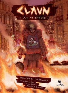 Claun: a saga dos bate-bolas