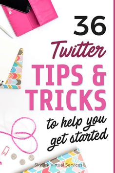 Being on #Twitter is something that bloggers should definitely consider but the site might seem chaotic and hard work. Here are 36 top tips large and small to help you set up your Twitter profile and begin to grow a following on the site. Plus free checklist to help you keep track of the most important jobs! Twitter Bio, About Twitter, Twitter For Business, Online Business, Content Marketing Strategy, Social Media Marketing, Twitter Template, Marketing Calendar, Social Media Site