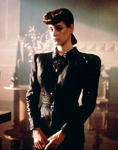 "Sean Young in ""Blade Runner"" (1982)"