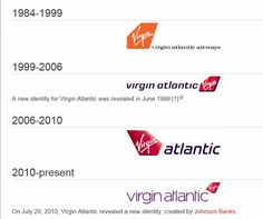 11 Best Virgin Atlantic images | Virgin atlantic, Airline logo