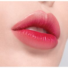 Get Ombre Lips Instantly With LANEIGE Two-Tone Lip Bar via Polyvore featuring beauty products